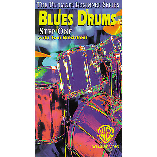 Alfred Blues Drums Step 1 (VHS)