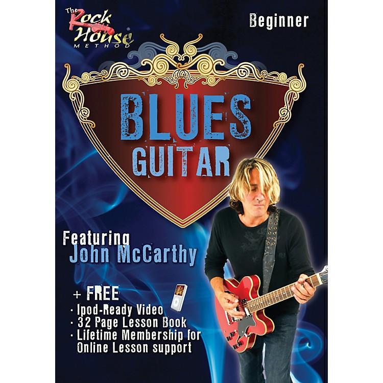 Rock HouseBlues Guitar Beginner Featuring John McCarthy DVD