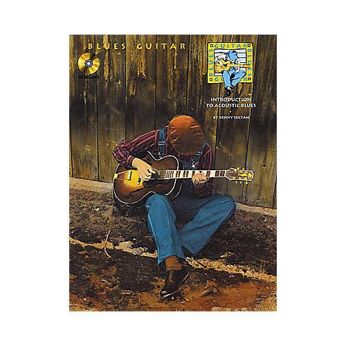 Centerstream Publishing Blues Guitar (Book/CD)