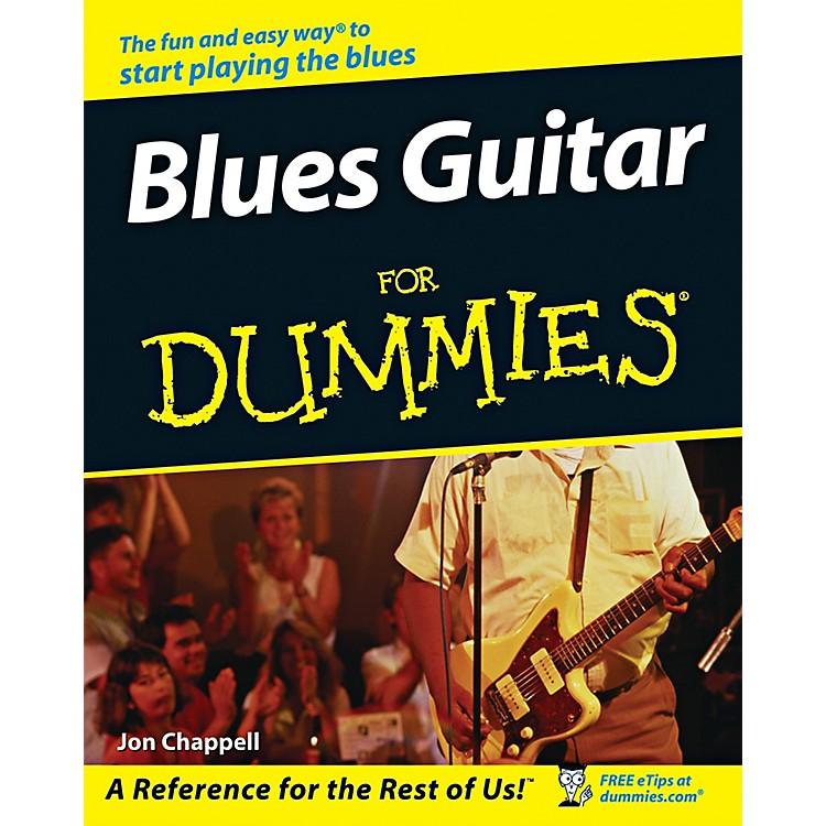 Mel BayBlues Guitar For Dummies  Book/CD Set