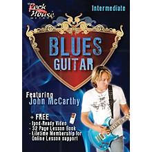 Hal Leonard Blues Guitar Intermediate Featuring John McCarthy