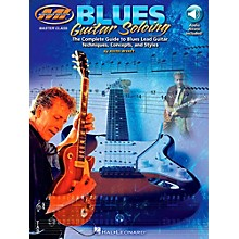 Hal Leonard Blues Guitar Soloing - The Complete Guide Book/Online Audio