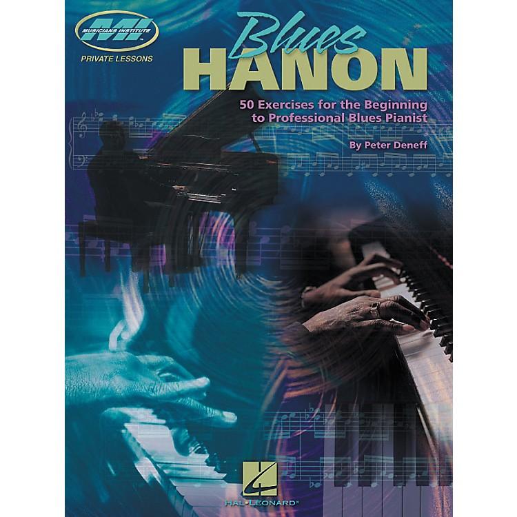 Hal LeonardBlues Hanon Keyboard Book