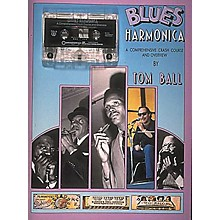 Centerstream Publishing Blues Harmonica (Book/CD)