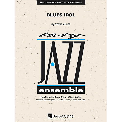Hal Leonard Blues Idol Jazz Band Level 2 Composed by Steve Allee-thumbnail