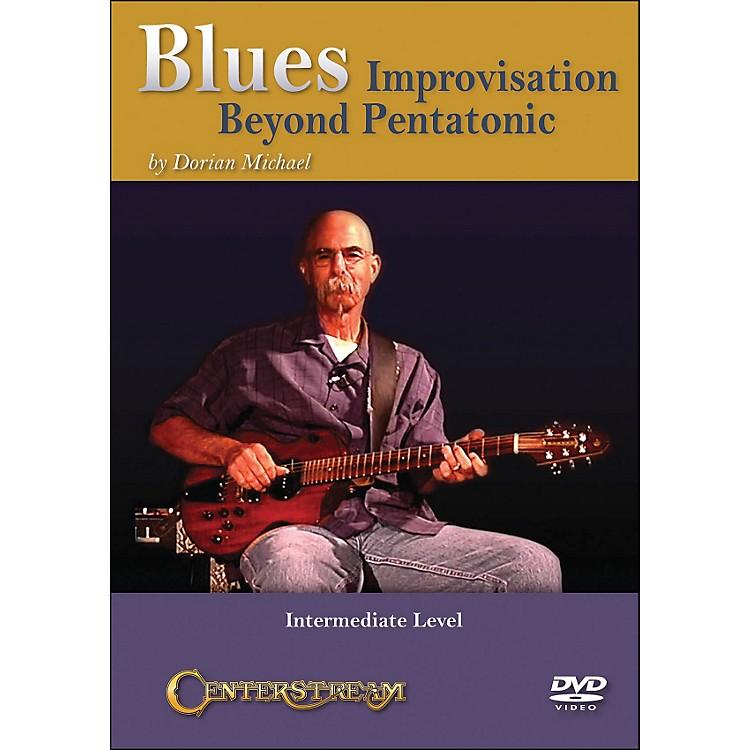 Centerstream PublishingBlues Improvisation- Beyond Pentatonic (DVD)