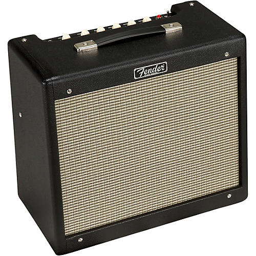 fender blues junior iv 15w 1x12 tube guitar combo amplifier black musician 39 s friend. Black Bedroom Furniture Sets. Home Design Ideas