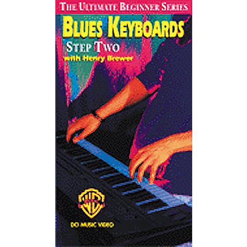 Alfred Blues Keyboards Step Two Video