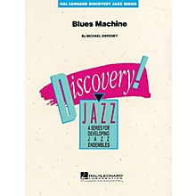 Hal Leonard Blues Machine Jazz Band Level 1-2 Composed by Michael Sweeney