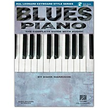 Hal Leonard Blues Piano Keyboard Style Series (Book/Online Audio)