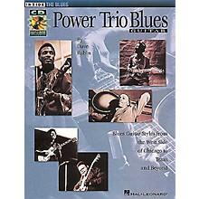 Hal Leonard Blues Power Trios (Book/CD)