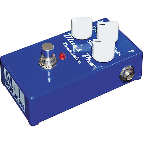 MI Audio Blues Pro Overdrive Pedal