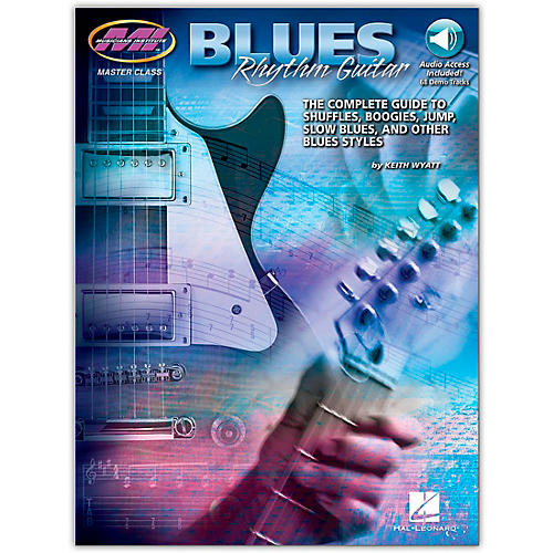 Hal Leonard Blues Rhythm Guitar - MI Series (Book/Online Audio)