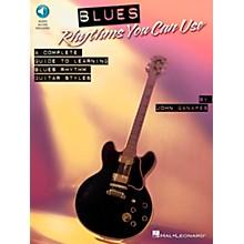 Hal Leonard Blues Rhythms You Can Use Book/CD