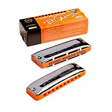 SEYDEL Blues SESSION STEEL Paddy Richter Harmonica D
