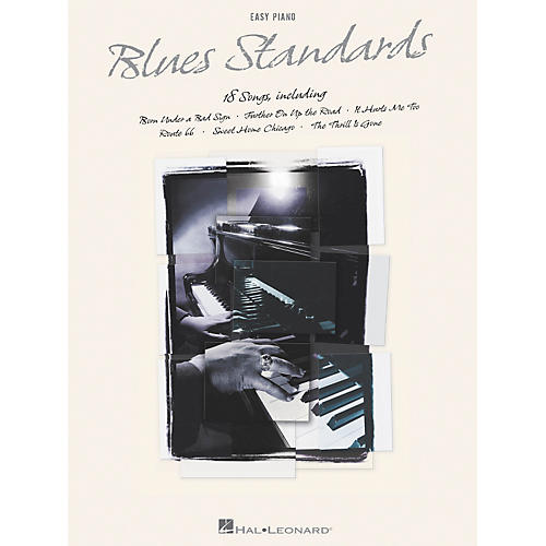 Hal Leonard Blues Standards For Easy Piano