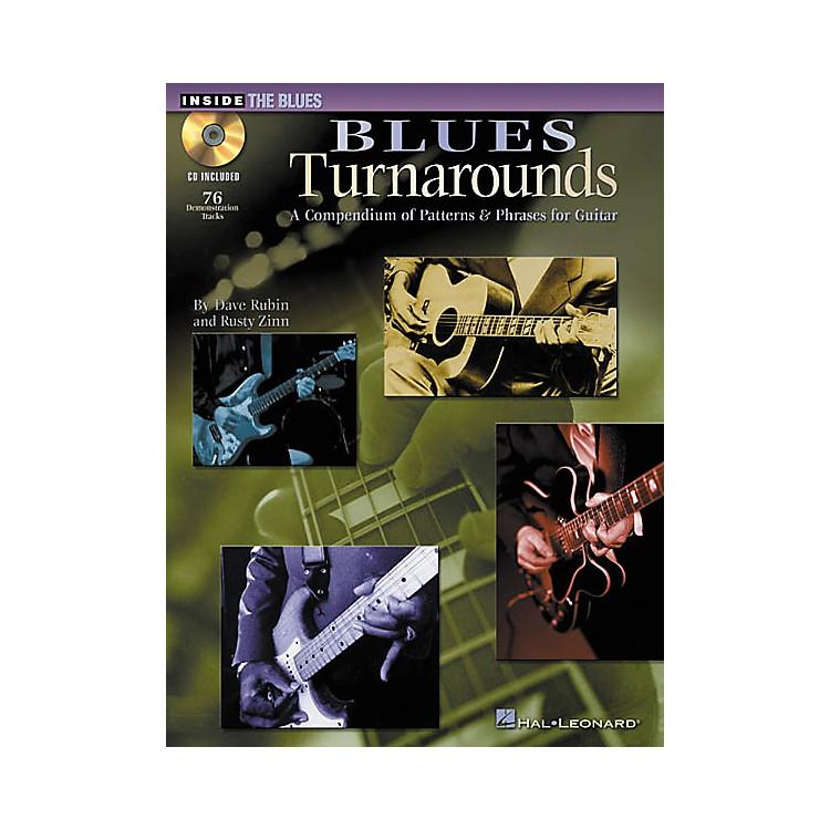 Hal LeonardBlues Turnarounds (Book/CD)