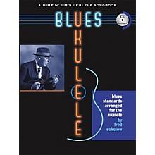 Flea Market Music Blues Ukulele: A Jumpin' Jim's Ukulele Songbook (Book/CD)