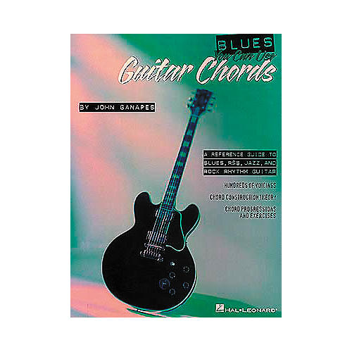 Hal Leonard Blues You Can Use Guitar Chords Book