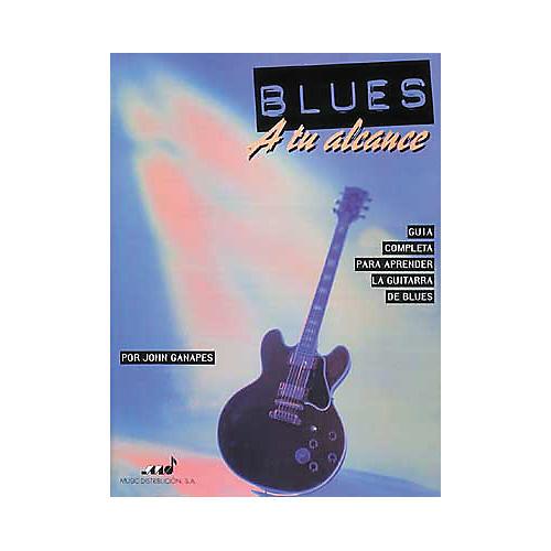 Hal Leonard Blues You Can Use Spanish Edition (Book/CD)-thumbnail