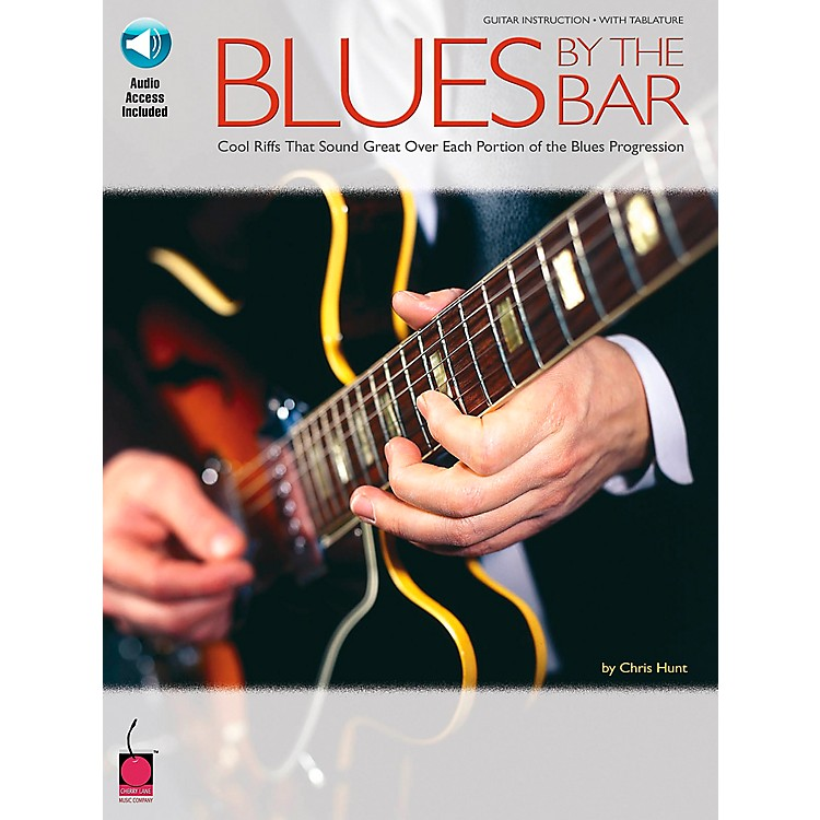 Cherry LaneBlues by the Bar (Book/CD)
