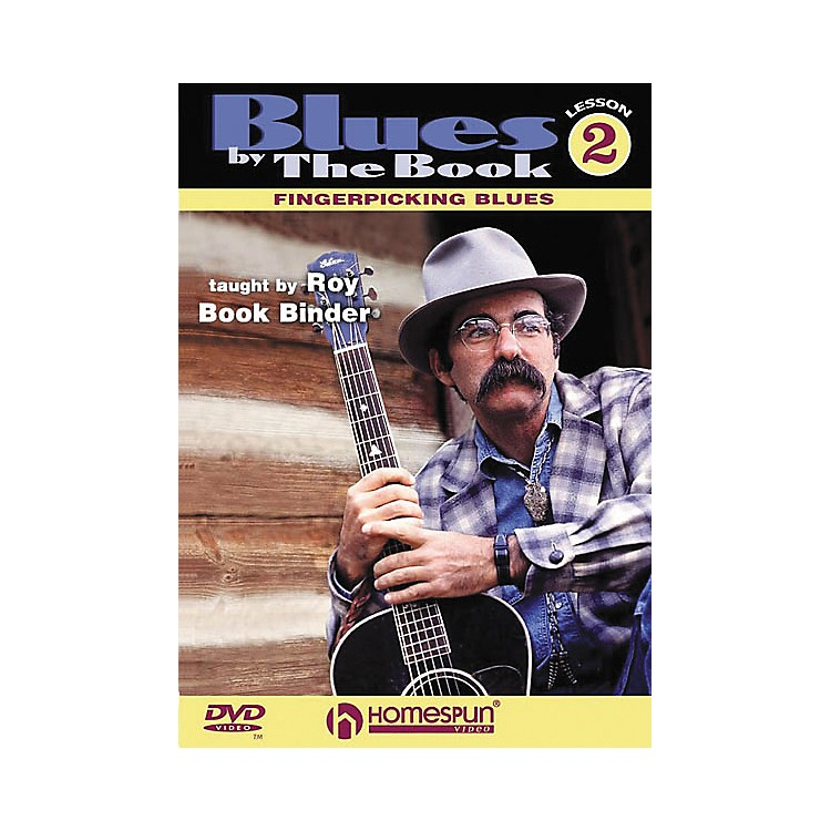 Homespun Blues by the Book 2 (DVD)