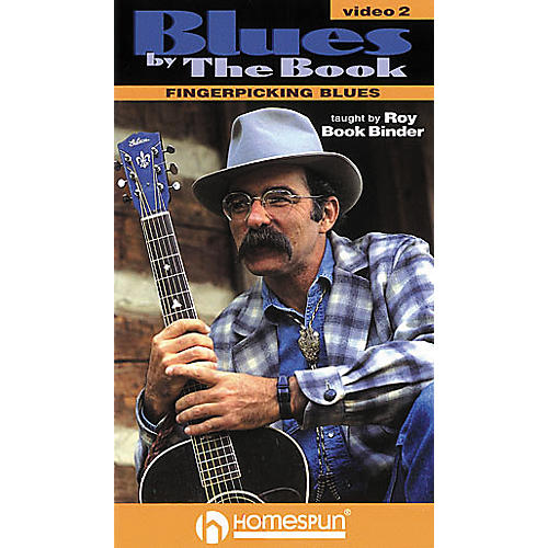 Homespun Blues by the Book 2 (VHS)-thumbnail
