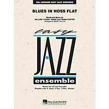 Hal Leonard Blues in Hoss' Flat (Blues in Frankie's Flat) Jazz Band Level 2 by Count Basie Arranged by Mark Taylor