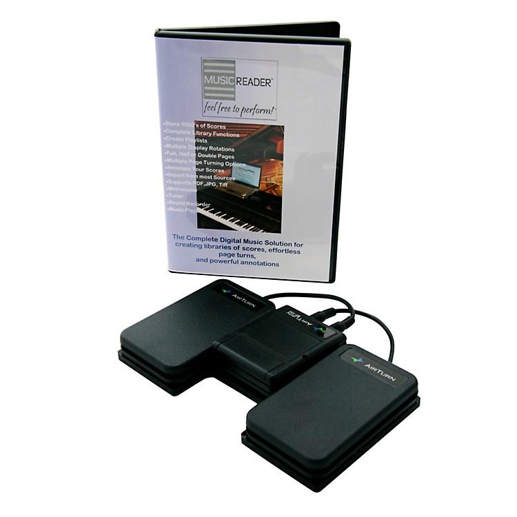 AirTurnBluetooth BT-105 + 2 FS-5 and MusicReader PDF 4 Software