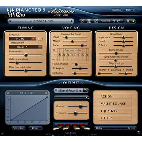 Modartt Bluthner Model 1 Grand Piano Add-On-thumbnail