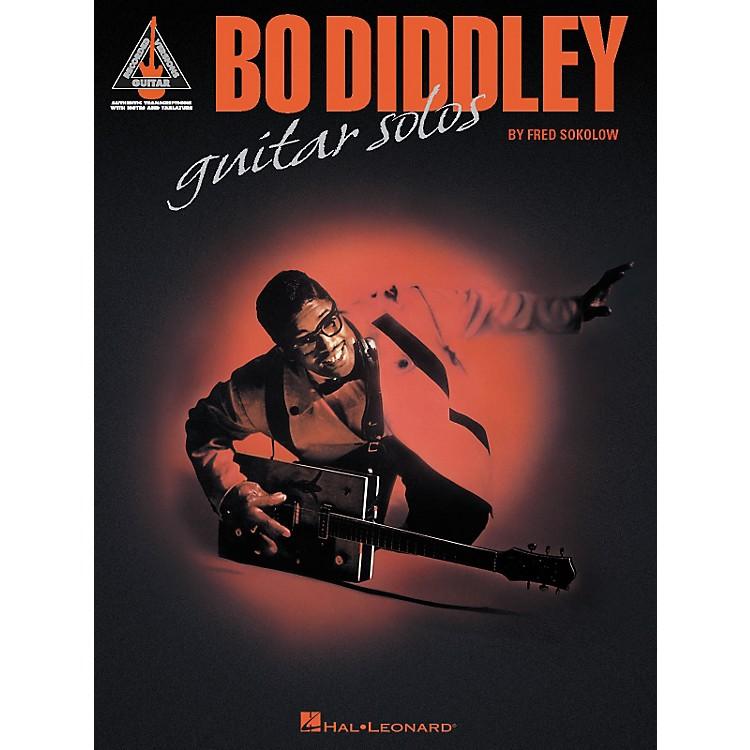 Hal LeonardBo Diddley Guitar Solos - Guitar Tab Songbook