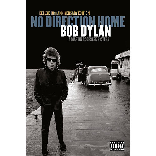 Universal Music Group Bob Dylan - No Direction Home: Bob Dylan' Documentary [2 Blu-Ray]-thumbnail