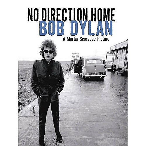 Music Sales Bob Dylan - No Direction Home Music Sales America Series Softcover Performed by Bob Dylan-thumbnail