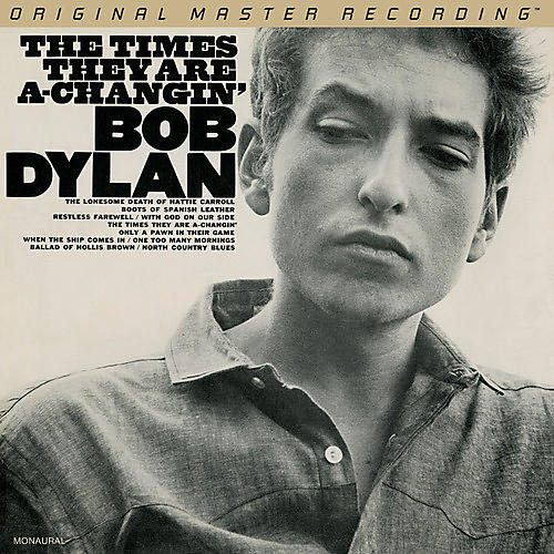 Alliance Bob Dylan - Times They Are A-changin'