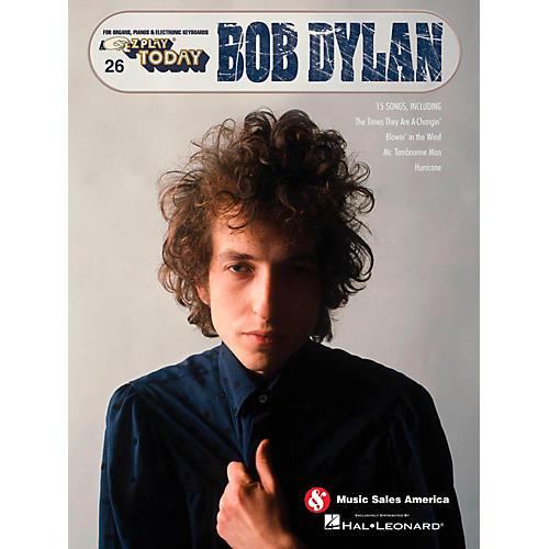 Music Sales Bob Dylan E-Z Play Today #26