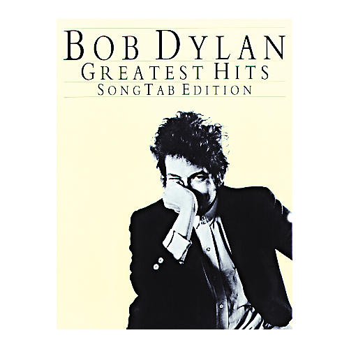 Music Sales Bob Dylan: Greatest Hits