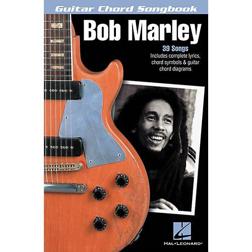 Hal Leonard Bob Marley - Guitar Chord Songbook