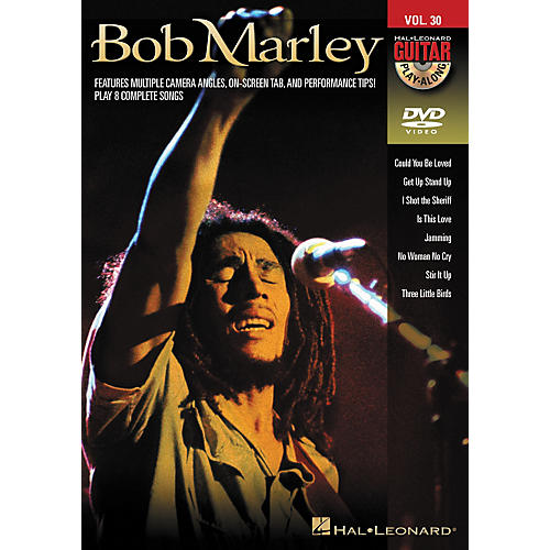 Hal Leonard Bob Marley - Guitar Play-Along DVD Volume 30