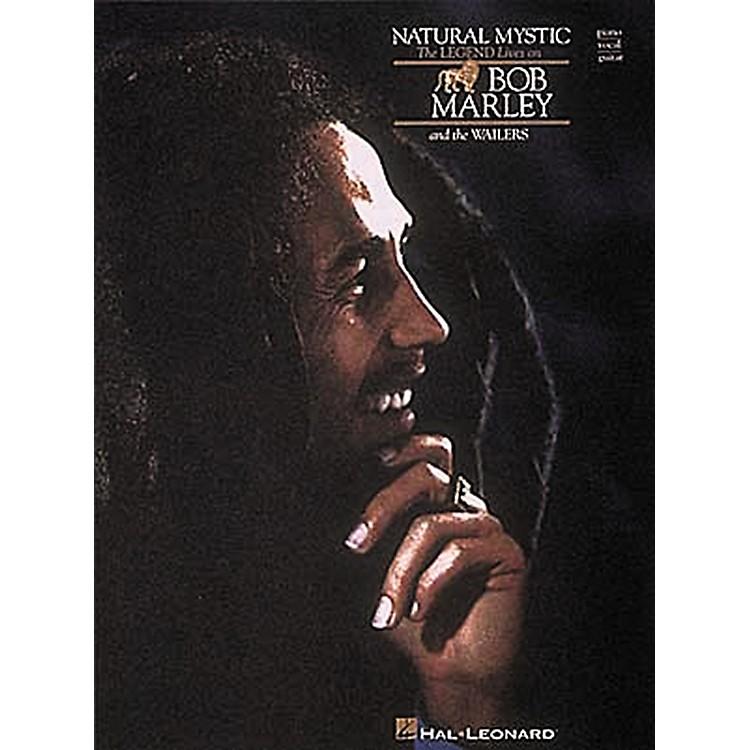 Hal LeonardBob Marley - Natural Mystic Piano, Vocal, Guitar Songbook