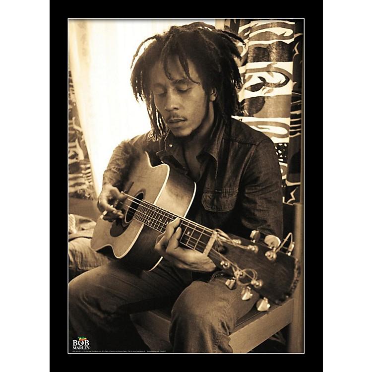 Ace FramingBob Marley - Sepia 24x36 Poster