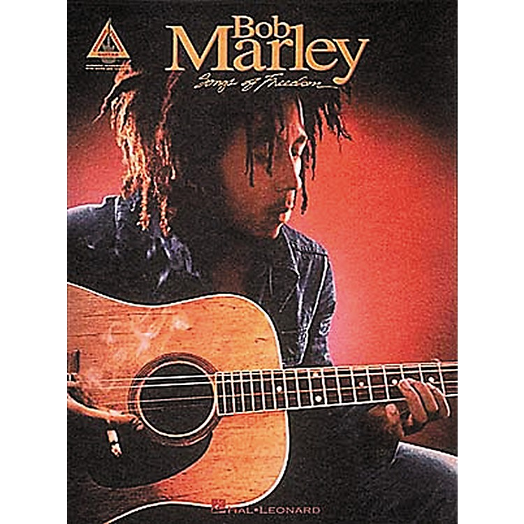Hal Leonard Bob Marley - Songs of Freedom (Book)