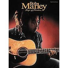 Hal Leonard Bob Marley - Songs of Freedom Piano, Vocal, Guitar Songbook