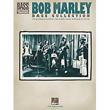 Hal Leonard Bob Marley Collection Bass Guitar Tab Songbook