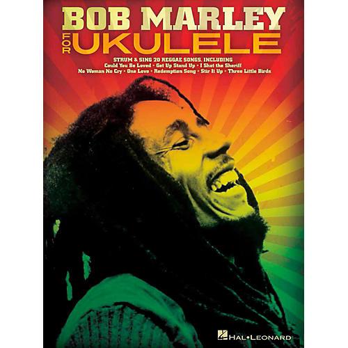 Hal Leonard Bob Marley For Ukulele-thumbnail