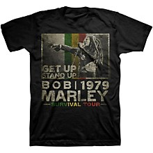 Bravado Bob Marley Get Up T-Shirt
