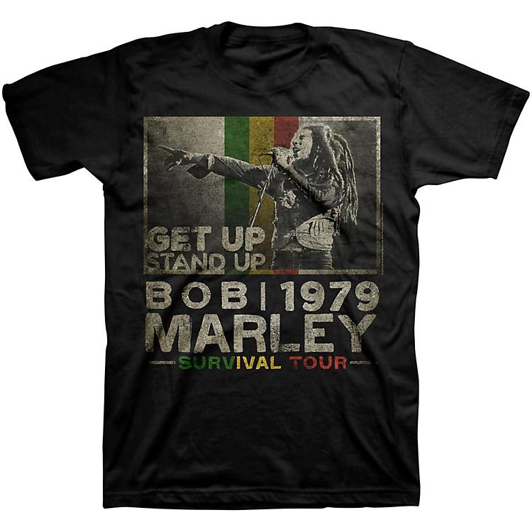 Bravado Bob Marley Get Up T-Shirt | Musician's Friend