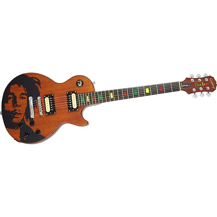 Epiphone Bob Marley Limited Edition Les Paul Special Electric Guitar