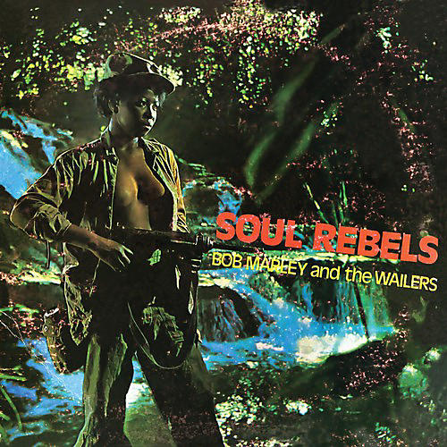 Alliance Bob Marley & the Wailers - Soul Rebels