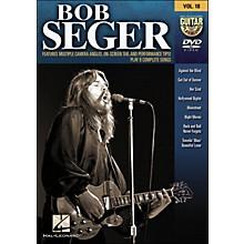 Hal Leonard Bob Seger - Guitar Play-Along DVD Volume 18