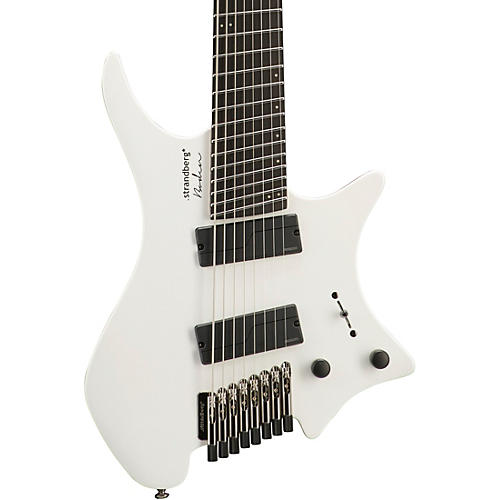 Strandberg boden metal 8 electric guitar musician 39 s friend for Strandberg boden 7